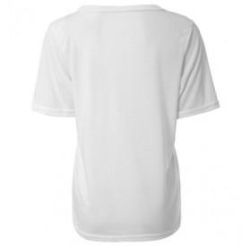 Figure Print Color Block T-Shirt