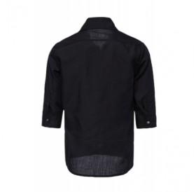Shirt Collar Half Sleeve Cotton Shirt