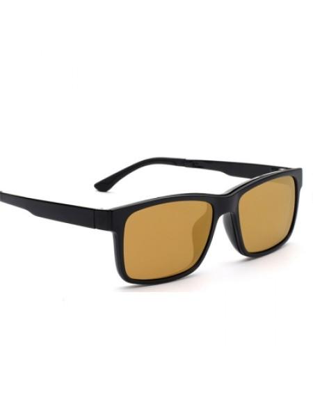 Unisex Magnetic Polarized Sunglasses