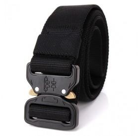 Men Adjustable Combat Web Waistband Rescue Rigger Belt
