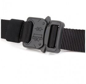 Men Tactical Cobra Deduction Outside The Belt Nylon Outdoor Training Belt